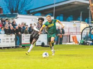 Maidenhead manager Devonshire will send out 'strong' squad for Trophy tie against Halesowen Town