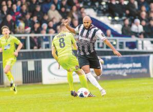 'We lost ourselves for part of the season', says Maidenhead United's James Comley