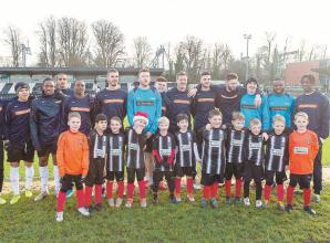 Busy round of fixtures as Maidenhead United Juniors get back to it following Christmas break
