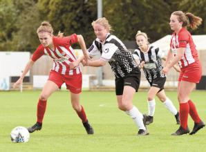 Maidenhead United Women through to Berks & Bucks Cup final after narrow win over Wycombe Wanderers Ladies