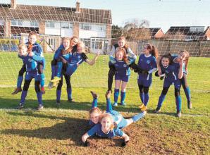 All to play for as Maidenhead Girls u14s retain top spot with convincing win over Tilehurst