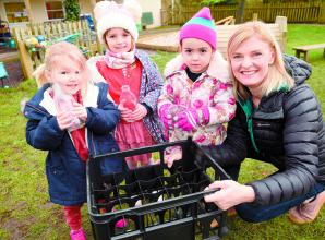 Cookham community news (February 6):Toddlers taught to look after the environment