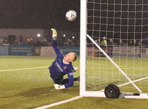 Slough Town overcome thrilling penalty shootout against MK Dons to reach the Berks and Bucks Senior Cup semi-finals
