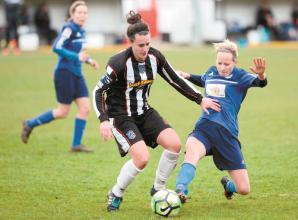 Maidenhead United Women 'looking at the bigger picture' after Berks and Bucks Cup final postponement