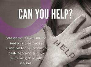 Fundraising appeal launched to help isolated domestic abuse victims