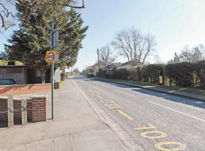 Heavy lorries banned on Oakley Green Road