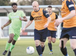 Togwell keeping Slough Town's players and managers connected with tough HIIT sessions
