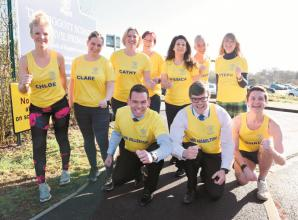 Charvil parents and teachers to run Reading Half Marathon for new running track