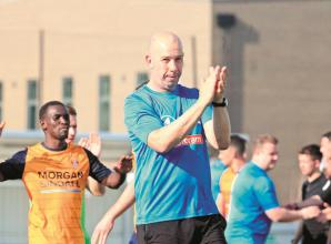 National League vote all but extinguishes Slough Town's hopes of promotion, says joint boss Underwood