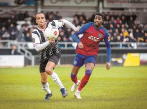 Underwood doesn't want to see Maidenhead United relegated on their points per game average