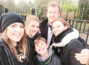Marlow teenager faces agonising wait for crucial surgery