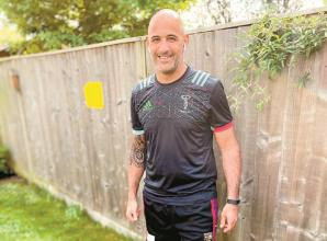 Claires Court School teacher's 40 challenges at 40 to raise funds for NHS life savers