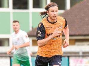 Two awards for Lench as Slough Town's end of season awards night is streamed for fans