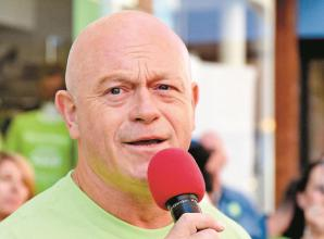 Maidenhead United's Community Helpline scheme name-checked on The One Show by actor Ross Kemp