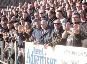 Maidenhead United Supporters Association donation came as 'welcome surprise' and will be put to good use
