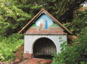 Rebecca's Well restored in 'just under three weeks' in Crazies Hill