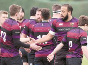 Maidenhead RFC following RFU's roadmap for return of competitive rugby