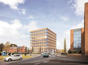 Plans submitted for Maidenhead office space development