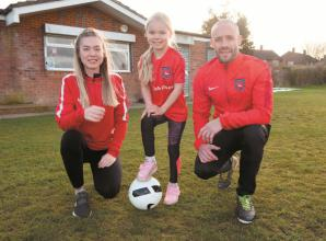 WildCats football for girls to start in Cookham