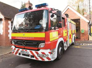 Wargrave Fire Station closes after failing to reach availability targets