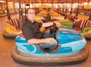 Carters Steam Fair offers 'Dodgers Experience'