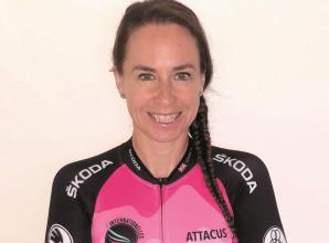 Marlow cyclist joins battle against gender inequality in the sport