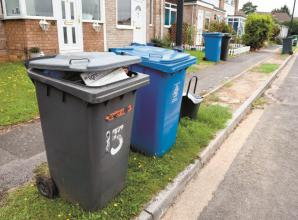 Bins continue to create a stink around the borough