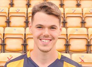 Slough Town sign 19-year-old defender Lomas on season-long loan from Norwich City