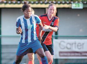 Patience is a virtue for Maidenhead United Women's centre back Sarah Thompson