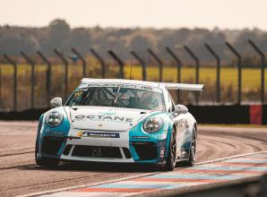 Stunning pace unrewarded for Holyport's Harry King at Thruxton