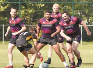 Bough: Maidenhead RFC trying to be 'as close to normal' as possible