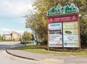 'Good neighbours' Maidenhead United won't look to 'bulldoze' their way into Braywick Park