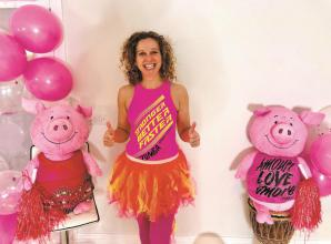 Zoom Zumbathon raises more than £1,000 for breast cancer charity