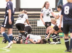 Top scorer Barnes heads Maidenhead United Women into the next round of the FA Cup