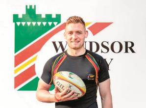 Windsor RFC coach Pattinson keen to keep players of all ages engaged with the game of rugby