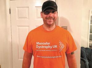 Burnham resident takes on 10,000 crunches to fundraise for Muscular Dystrophy UK