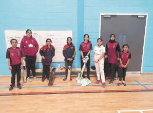 Slough Cricket Club's new u13s girls' side is helping change the mindset for women and girls in the town