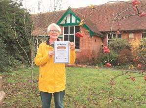 Cookham church wins eco award for green activities