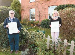Cookham's wild gardeners recognised for wildlife friendly spaces