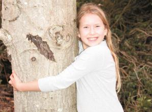 10-year-old asks classmates to donate to rainforest charity for her birthday