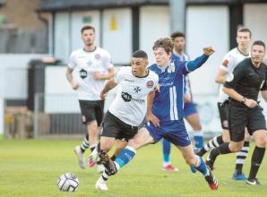 Peters disappointed byBromley's fightback but says club are moving in right direction
