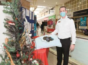 Firefighters warn of seasonal dangers via Maidenhead exhibition