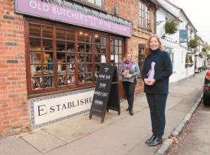 Village stores pull out all the stops to get shoppers buying local this Christmas
