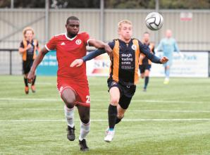Slough Town's trip to Dulwich Hamlet postponed due to positive COVID-19 tests in Hamlet squad