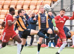 Slough Town call for temporary suspension of National League to protect players, staff, volunteers and their families