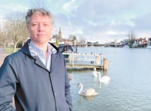 Death in Paradise creator, from Marlow, writes crime novel set in 'polite' hometown