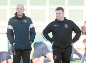 Doubt over funding remains an issue for the Rebels, says Slough Town boss Underwood