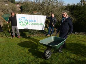 Green corridors the focus of 2021 Cookham wild gardens awards