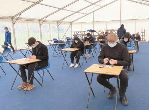 'Air of optimism' as all pupils return to schools