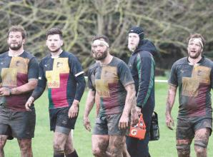 Windsor RFC's Pattinson hopesrugby will return without a hitch